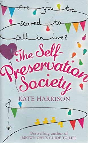 9781407224374: The Self-Preservation Society