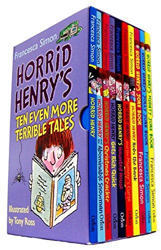 Horrid Henry'S Ten Even More Terrible