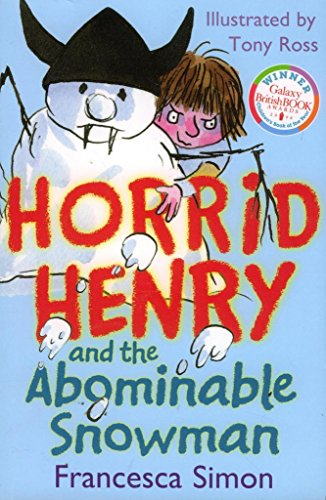 9781407227504: Horrid Henry and the Abominable Snowman