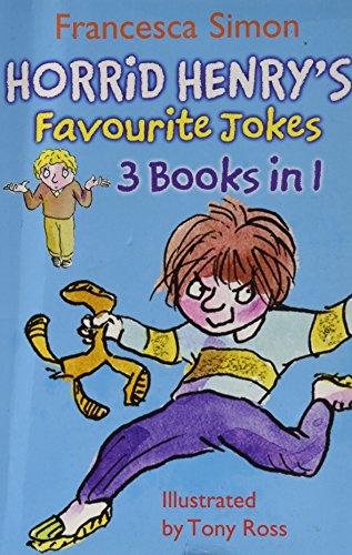 9781407229409: Horrid Henry's Favourite Jokes (Horrid Henry 3 in 1)