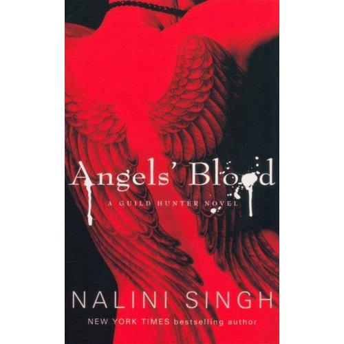9781407230832: Angels Blood - A Guild Hunter Novel