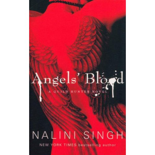 9781407230832: Angels Blood - A Guild Hunter Novel