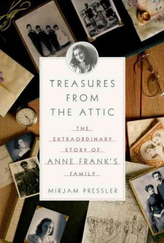 9781407231105: Treasures from the Attic: The Extraordinary Story of Anne Frank's Family