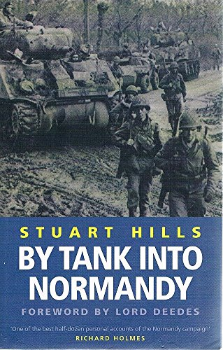 9781407231211: By Tank Into Normandy