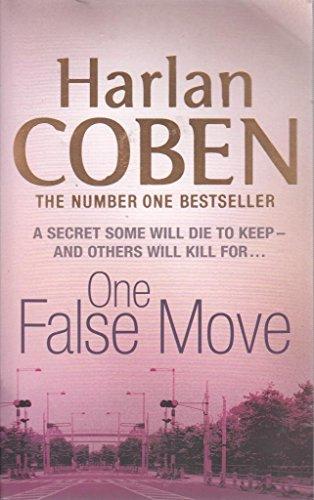 9781407234489: One false move