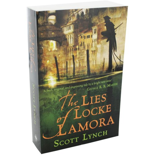 9781407234731: Lies Of Locke Lamora