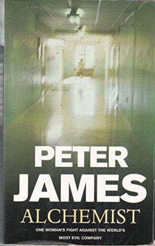 9781407239477: Peter James Alchemist