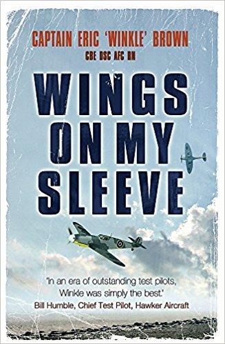 Wings on my sleeve: BROWN, Eric 'Winkle'