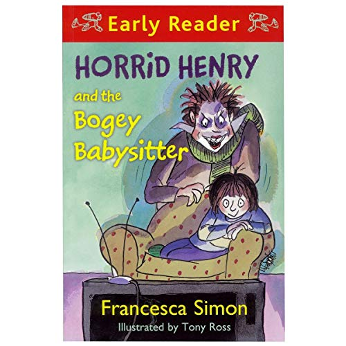 9781407245478: Horrid Henry andd the bogey babysitter