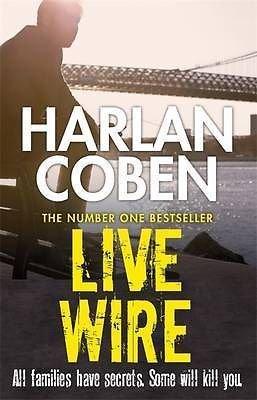 9781407245645: HARLAN COBEN LIVE WIRE