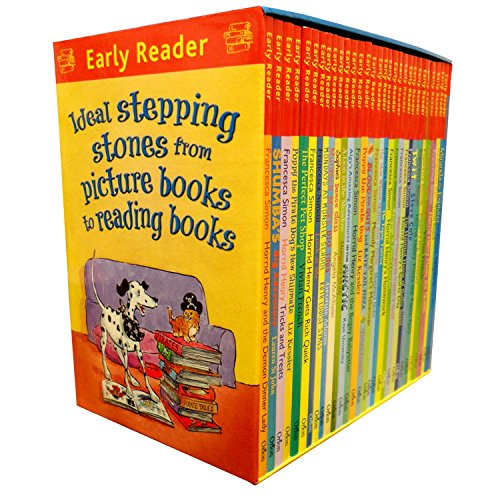 9781407245676: The Early Reader Collection - 30 Books (SLIPCASE) [Paperback] by Various
