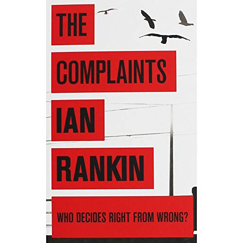 The Complaints: Rankin, Ian
