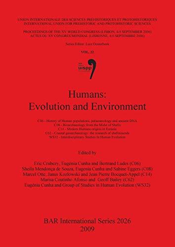 Humans: Evolution and Environment: C06 - History: Eugenia Cunha, Bertrand