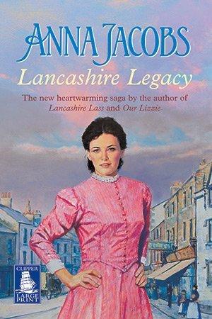 9781407432595: Lancashire Legacy (Large Print Edition)
