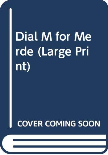 9781407434049: Dial M for Merde (Large Print)