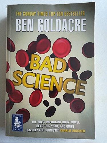 9781407438719: Bad Science (LARGE PRINT)
