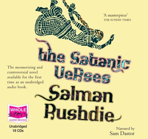 9781407440781: The Satanic Verses (unabridged audiobook)