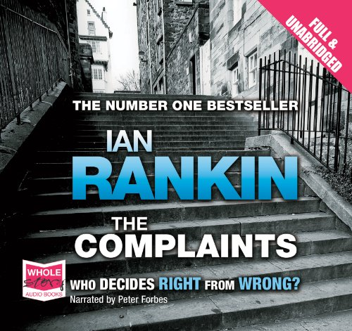 The Complaints (1407442511) by Ian Rankin