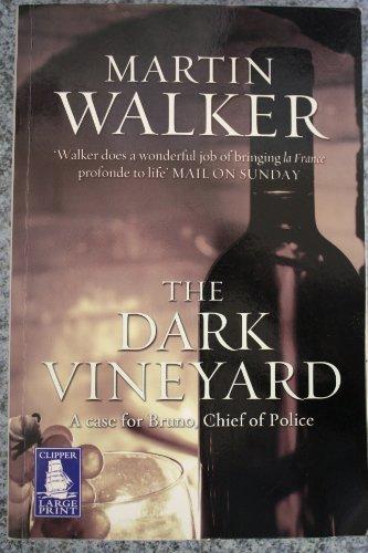9781407448190: The Dark Vineyard (Clipper Large Print)