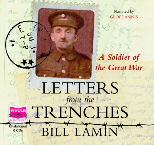 9781407449289: Letters from the Trenches: A Soldier of the Great War