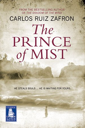 9781407461113: The Prince of Mist (Large Print Edition)