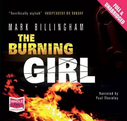 9781407476353: The Burning Girl