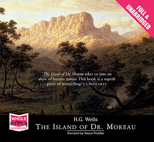 THE ISLAND OF DR MOREAU: Unknown