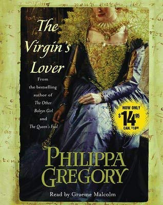 9781407477954: The Virgin's Lover [UNABRIDGED] (Audiobook)