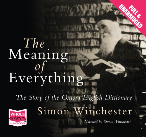 The Meaning of Everything (1407485644) by Simon Winchester