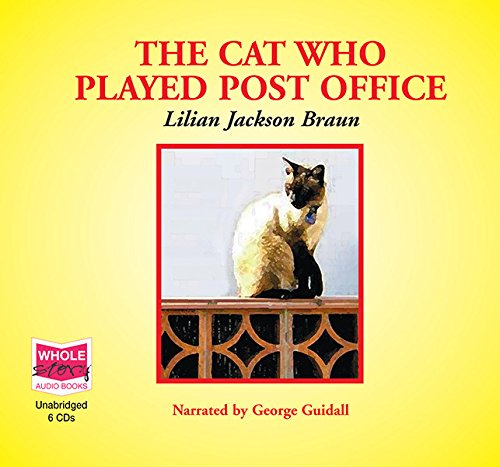 9781407492254: The Cat Who Played Post Office