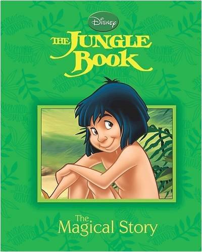 "Disney Magical Story: ""Jungle Book"": VARIOUS"