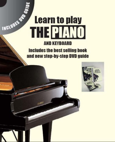 Learn to Play the Piano (Boxset): Nick Freeth
