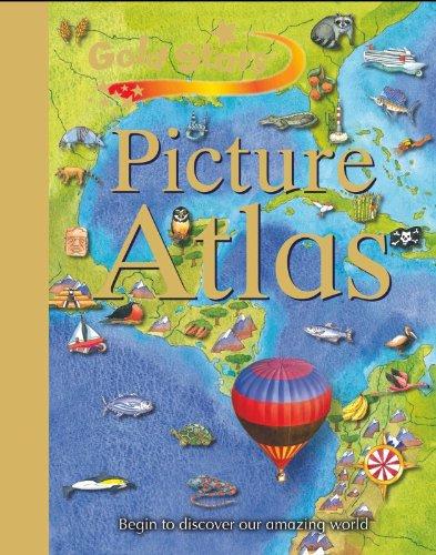 9781407501437: Gold Stars: Children's Picture Atlas