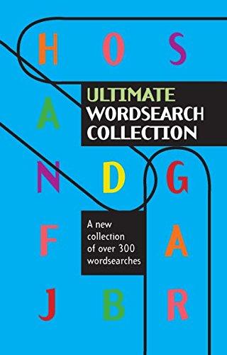 9781407501895: Ultimate Wordsearch (Spiral Crosswords)