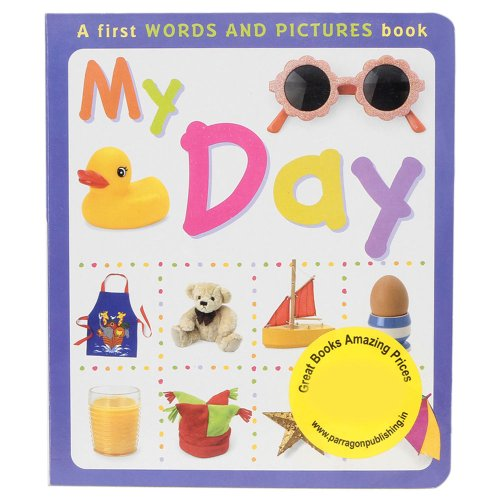 9781407501987: My Day: A First Words and Pictures Book