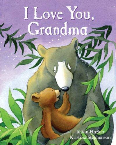 9781407502236: I Love You Grandma (I Love...)
