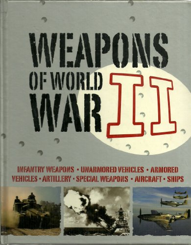 9781407504131: Weapons Of World War II