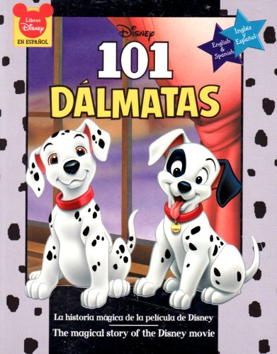 9781407504346: Disney 101 Dalmatas (Disney Book of Film) (Spanish Edition)