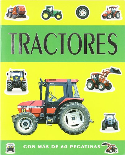 9781407504766: TRACTORES:CON MAS DE 60 PEGATINAS