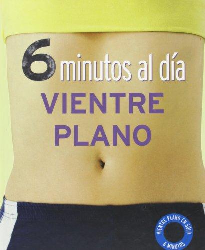 9781407505442: Vientre plano - 6 minutos al dia