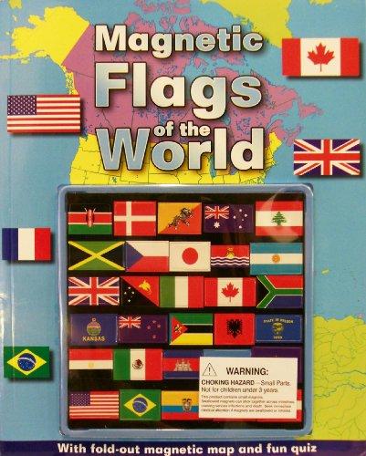 Magnetic Flags of the World