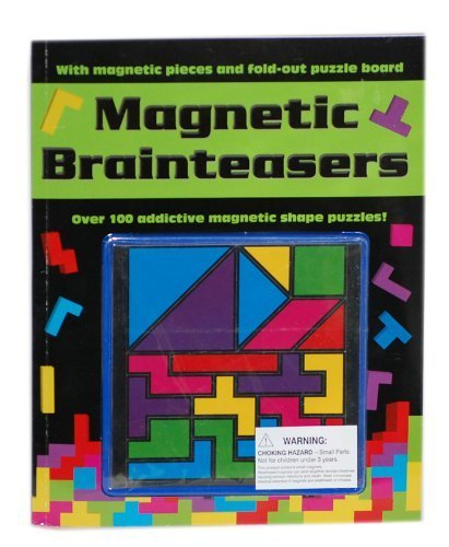 9781407505978: Magnetic Brainteasers (Magnetic Workbooks)
