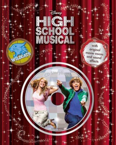 "9781407507378: "" High School Musical "" (Book & CD)"