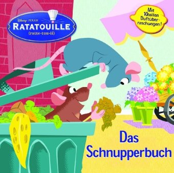 9781407508894: Ratatouille. Scratch'n Sniff Storybook