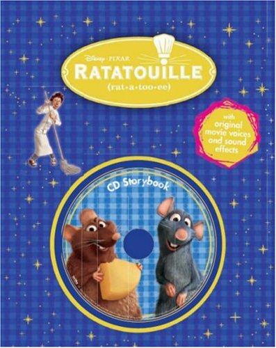 9781407511221: Disney Ratatouille (Book & CD)