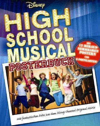9781407511580: High School Musical Poster Buch