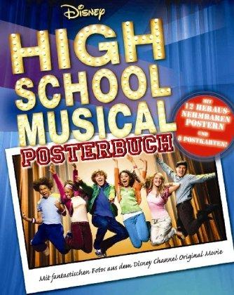 9781407511580: High School Musical Poster Buch