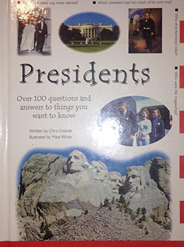 9781407512341: Presidents: Over100QuestionsandAnswerstoThingsYouWanttoKnow [President one hundred 579 English original. beautifully color illustrated edition](Chinese Edition)