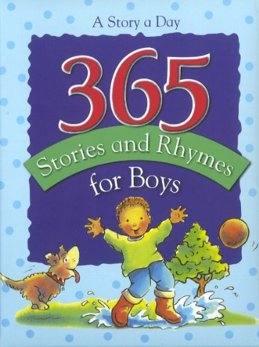 9781407513881: 365 Stories and Rhymes for Boys: A Story a Day