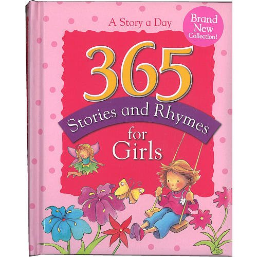 9781407513898: 365 Stories and Rhymes for Girls